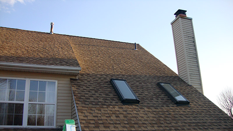 Shingle Roof Installation Stripes Roof Group